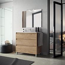 Conjunto mueble de baño de Avila dos Carmen 1 con