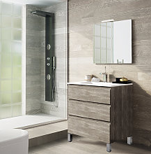 Conjunto mueble de baño de Avila dos Carmen 2 con