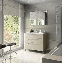 Conjunto mueble de baño de Avila dos Paris 3