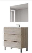 Conjunto mueble de baño de Bruntec Centella 1 con