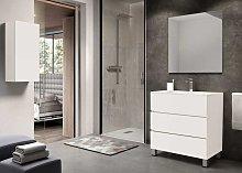 Conjunto mueble de baño de Bruntec Centella con