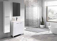 Conjunto mueble de baño de Bruntec Clever con