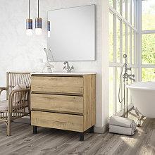 Conjunto mueble de baño de Bruntec Dundee con