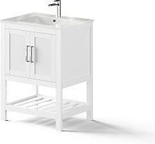 Conjunto mueble de baño de Bruntec Harbour 4 con