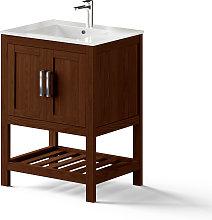 Conjunto mueble de baño de Bruntec Harbour 6 con