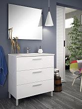 Conjunto mueble de baño de Bruntec Mallorca con