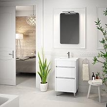 Conjunto mueble de baño de Coycama fondo reducido