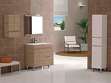 Conjunto mueble de baño de Futurbaño Nilo 2 con