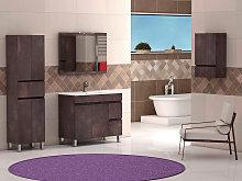 Conjunto mueble de baño de Futurbaño Nilo 3 con
