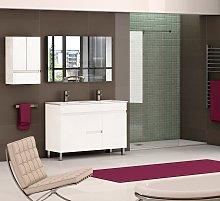 Conjunto mueble de baño de Futurbaño Nilo con