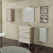Conjunto mueble de baño de Inve fondo reducido 39