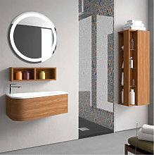 Conjunto Mueble de baño de Inve Loop suspendido 1
