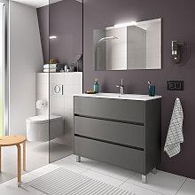 Conjunto mueble de baño de Salgar Arenys 2 con