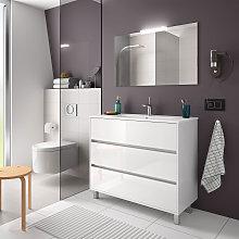Conjunto mueble de baño de Salgar Arenys con