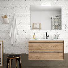 Conjunto mueble de baño de Salgar Attila 2