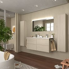 Conjunto mueble de baño de Salgar Optimus 2