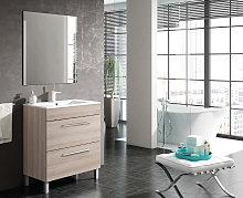 Conjunto mueble de baño de Viso Bath Noa con