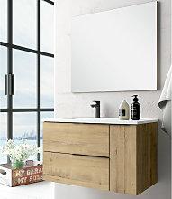 Conjunto mueble de baño Decorbath Oban 2