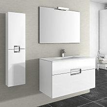 Conjunto Mueble de baño Sergio Luppi Paris