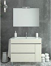 Conjunto para baño FENRIR consta de mueble de