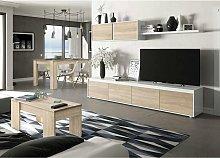 Conjunto Salón Moderno, Mueble salon + Estante