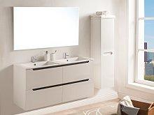 Conjunto SELITA - muebles para baño con doble