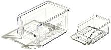Contenedor de almacenamiento L160 / 140xW100xH75mm