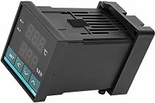 Controlador de humedad, sensor de temperatura