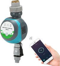 Controlador de temporizador de agua de riego