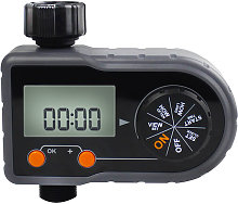 Controlador de temporizador de riego de riego,