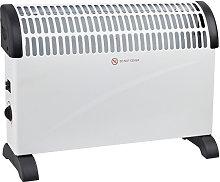 Convector eléctrico blanco CE-2000 Bastilipo
