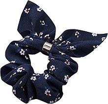 Corbata Mujeres Elástico Cuerda Cuerda Anillo