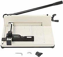 Cortadora de papel, cortadora de guillotina