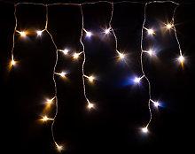 Cortina de luces LED Twinkly para app, CCT