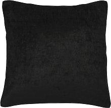 Cortina de pana negro 45x45