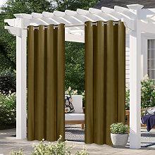 Cortinas de pergola, cortinas opacas para patio al