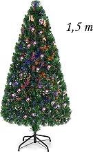 Costway 1 5m Árbol de Navidad Artificial