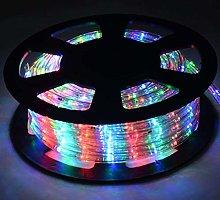 COSTWAY 10M Luz Manguera 360 LED Luces de Navidad