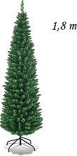 Costway 180cm Árbol de Navidad Artificial Abeto