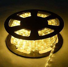 COSTWAY 30M Luz Manguera 1080 LED Luces de Navidad