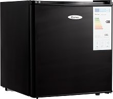 Costway 48L Negro Refrigerador Mini Nevera