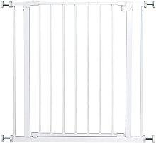 Costway Barrera de Seguridad de Metal para Puerta
