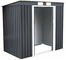 Costway - Cobertizo de Almacenamiento Caseta de