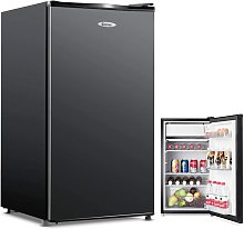 Costway - Mini Refrigerador Nevera Frigorífico