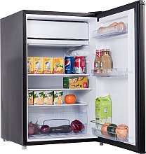 Costway Mini Refrigerador Nevera Frigorífico
