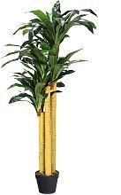 Costway Palmera Artificial Planta Artificial para