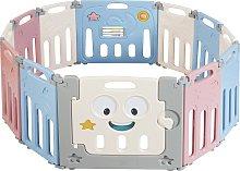 Costway Parque Infantil Bebé con 12 Paneles