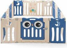 Costway - Parque Infantil Bebé de14 Paneles