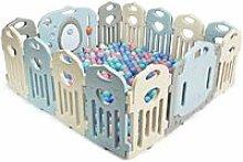 Costway - Parque para Bebé Infantil de HDPE 14