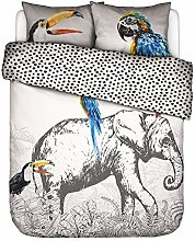 Covers & Co - Juego de Cama (100% algodón, 240 x